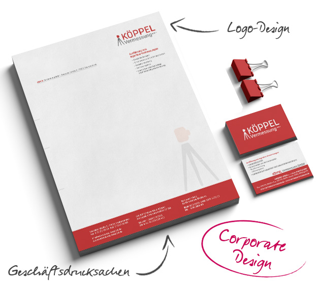 Mediendesign: Corporate Design